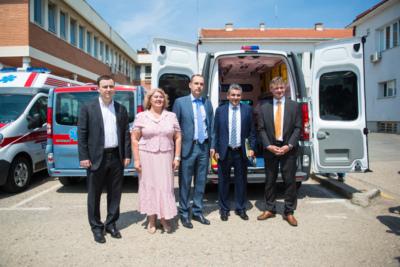 Donacija u opremi Domu zdravlja Obrenovac od 250.000 evra
