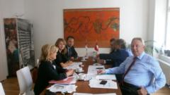 Ekonomska misija ŠSTK-a u Švajcarskoj, od 02-04 septembra 2014. godine