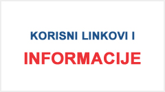 Korisni linkovi i informacije