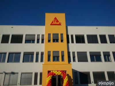 Sika opens Simanovci-based plant