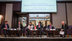 "SSCC's Conference on the ""Swiss-Serbian bilateral relations"""