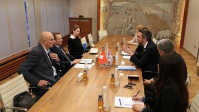 ŠSTK na sastanku sa Predsednikom Privredne komore Srbije