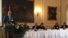 ŠSTK: Učestvovanje na Poslovnoj konferenciji u Cirihu, 16. juna 2015. godine