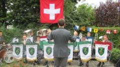 Nacionalni dan Švajcarske 1. avgust 2015.