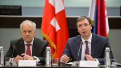 Švajcarsko-Srpski poslovni forum održan 30. oktobra 2015. godine
