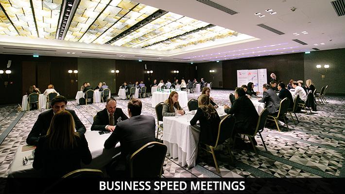BUSINESS SPEED MEETING