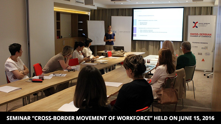 "Seminar ""Cross-border movement of workforce"""