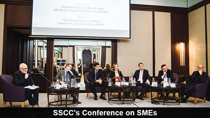 "SSCC's ""Conference on Small and Medium – sized Enterprises SMEs"""