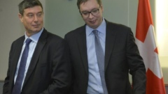 Swiss State Secretary Dell'Ambrogio in Serbia at the invitation of Prime Minister Vučić