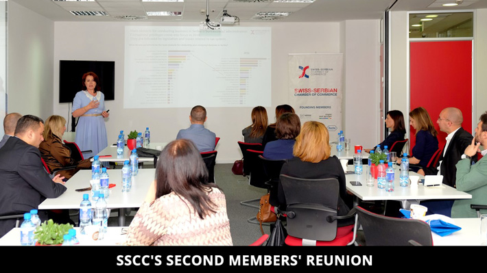 SSCC's Second Members' Reunion