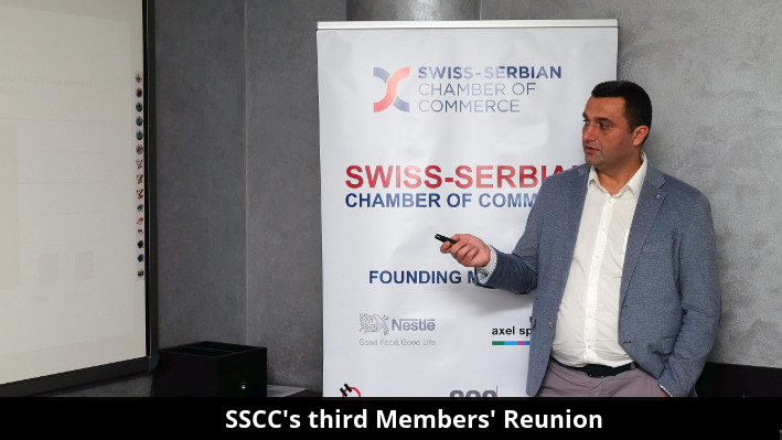 SSCC's third Members' Reunion