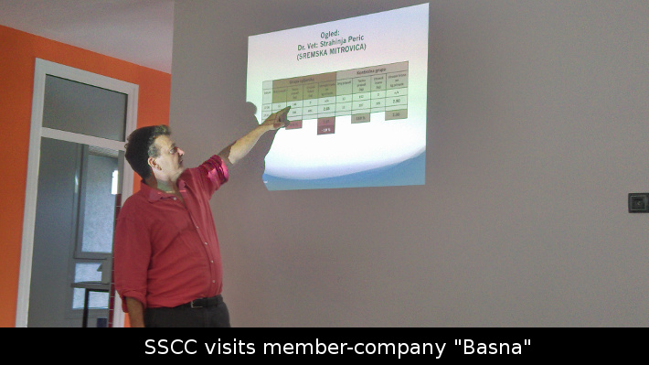 "SSCC visits member-company ""Basna"""