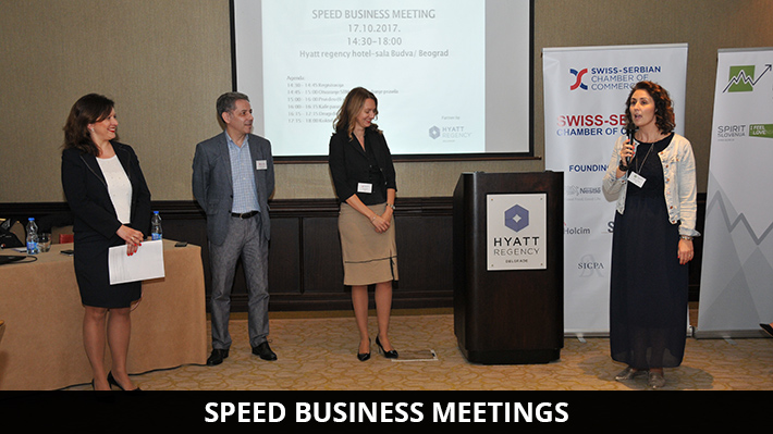 Speed Business Meetings
