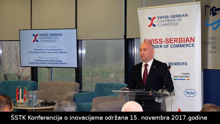 ŠSTK Konferencija o inovacijama