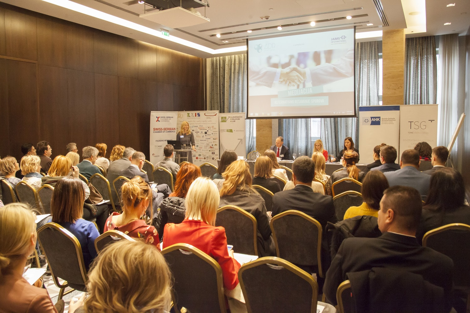 Mediation in Commercial Disputes in Serbia • Event • SSCC