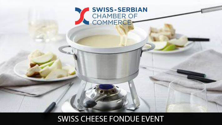 Swiss Cheese Fondue Event