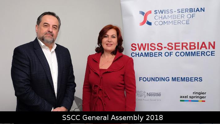 SSCC General Assembly 2018