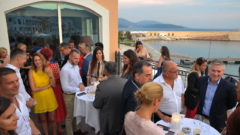 SSCC Networking Cocktail in Lustica Bay