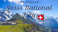 SWISS NATIONAL DAY 2020