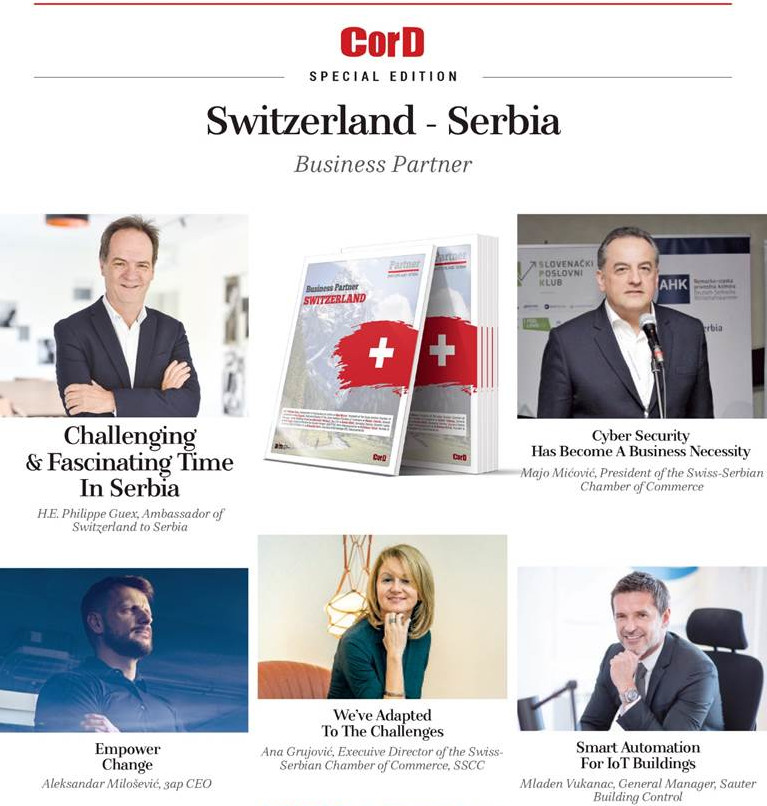 CORD SPECIAL EDITION SWITZERLAND SERBIA