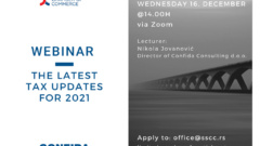 WEBINAR – The latest tax updates for 2021