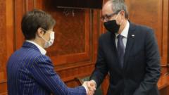 Swiss Ambassador meets Serbian Prime Minister