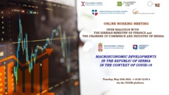 Macroeconomic developments in the Republic of Serbia in the context of COVID-19